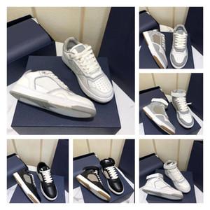 2020 Designer Hommes Femmes B27 Chaussures Loisirs Top haut Top haut Top chaussures de sport en cuir Chaussures de sport en cuir TPU TPU Taille 35-44 A2