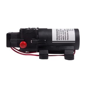 New Stable and Durable DC 12V 35PSI 3L Min 100W Water High Pressure Diaphragm Self Priming Pump