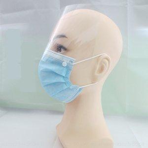 maschera progettista Mask cotone Maschera Hnct Grystal dell'oro del collageno della donna del collageno dell'oro Peel Viso sonno maskFacial facciale della pelle Moistu