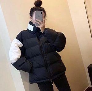 Casaco quente de inverno, espessura estilo quente fragrância pequena, celebridade da web homens e mulheres da mesma roupa de algodão-acolchoada, essencial de inverno