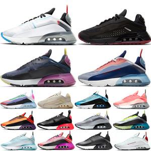nike shoes Essere veri scarpe da corsa per gli uomini 2090 Pure Platinum donne Fuoco Bred Triple Nero Tramonto Pennellata Mens Sport formatori scarpe da tennis Taglia 36-45