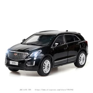 132 Oyuncak Araba Cadillac TX5 Metal Oyuncak Alaşım Araba Diecasts Oyuncak Araçlar Araba Modeli Çocuklar için Yüksek Simülasyon Model Oyuncaklar