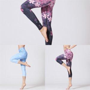 IYJ LOOZYKIT FEMME FEMME Lettre Mode Enging Yoga Yoga Pantalon Pour Femme Bootcut Tall Coup de Yoga Pantalon de Yoga Up High Taille Slim Push Gym Leggings
