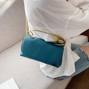 Special Small Totes With Metal Handle 2020 Fashion New Quality PU Leather Womens Designer Handbag Shoulder Messenger Bag
