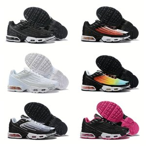 High Quality 2020 new tn 3 plus III Tuned Men Women Running Shoes airs tns requin Trainers Mens female Sports chaussures Sneakers size
