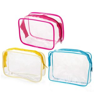 New arrvial Fashion Waterproof Portable Makeup Cosmetic Toiletry Travel Makeup Cosmetic Wash Toothbrush Pouch Organizer Bag