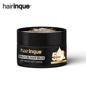 Новое прибытие Маска Hairinque Miracle Лечение волос Увлажняющий Питательный 5 секунд Ремонт Повреждение Восстановление волос Маска Soft Уход за волосами