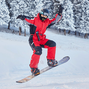 New ski suit men winter-30 temperature mountain hat ski jacket men Snowboard Pants winter hot snow combination