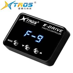 Fit for TRANSIT 2013+ Improve Car Performance and throttle sensitivity throttle controller