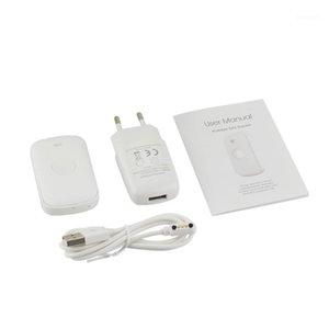 5pc Q2 Mini GPS Personal Tracker per bambini / Entidhia Lungo Tempo di lavoro e tempo di attesa Portatile High Precisione GPS Tracker Tracker1