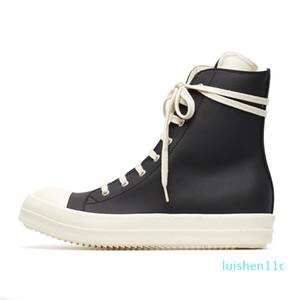 9Size 35-46 Hip Hop alta Mens L11 scarpe da tennis casuali degli amanti dei pattini piattaforma retrò Tenis Sapato Masculino Sneakers carrello cerniera L11