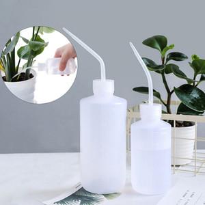 Squeeze Flaschen mit langen Düsengartenwerkzeuge 250ml Sukkulenten Pflanze Blume Spezielle Gießflaschen Wasser Schnabel Gießen Kessel yyf4220