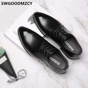 Mens Party Shoes Men Leather Dress Shoes Corporate For Men Oxford Fashion Scarpe Eleganti Uomo Schoenen Heren Buty Meskie