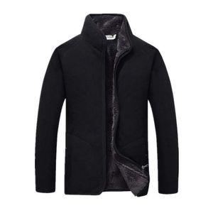 Открытый куртка толстые полярные флисовые куртки мужская осень зима коралловое термическое пальто кемпинг походы на альпинизм одежды