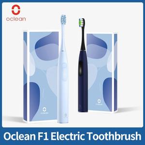 OCALEA F1 سونيك فرشاة الأسنان الكهربائية 3 أوضاع نظيفة IPX7 العناية بالأسنان الفم للماء للبالغين 30 يوما عمر البطارية