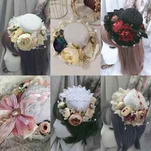 Original Lolitas Top Hat Accessori per capelli fatti a mano CLA Daily Gorgeous Piccoli accessori Lolita Party Headdress