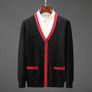 Gucci jacket zak M-3XL geyik mens Tişörtü Kazak Gömlek Modelleri Sonbahar İlkbahar Kış giyim nakış harf için Tasarımcı HAWALL Triko