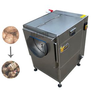 1.1kw Wurzel Gemüse Frucht Ingwer Kartoffel Roller Peeler Gemüsefrüchte Waschen Peeling Reinigungsmaschine Meeresfrüchte Reinigungsmaschine