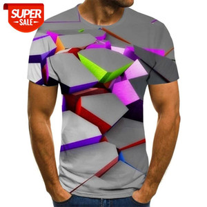 3D Funny Psychedelic T Shirts Hipster Casual Short SleeveSummer Harajuku Casual Tee Men Women Funny Printed T shirt #TK5Y