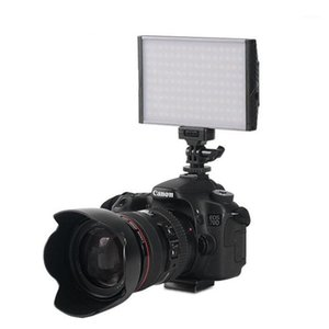 Flashes Ultra Thin LED Light Pography For A6000 Adjustable 3200K-5500K Lamp Panel Flash Camera 1300D1