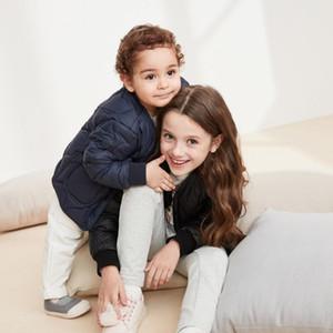 Los niños Liner Bosideng ropa ligera La camiseta de los niños y las niñas Nueva Abajo Chaqueta T90130006