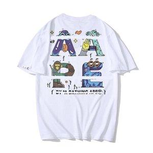 NEW Men s designer t shirt luxury t shirts PE men designer shirt tshirt luxury fashion tee high quality ladies tees multi class mens shirt45