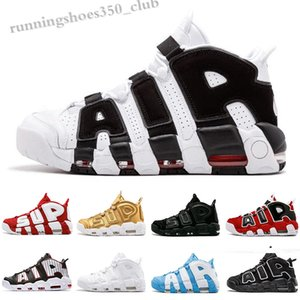 2018 more 96 QS Olympic Varsity Maroon Mens Shoes CHI black gold s 3M Scottie Pippen Sports Sneakers 41-47 TQ06