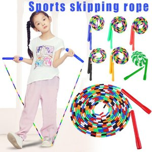 Jump Ropes Kids Skipping Rope Cable Steel Wire For Exercise Fitness Training Sports Students Toddler1