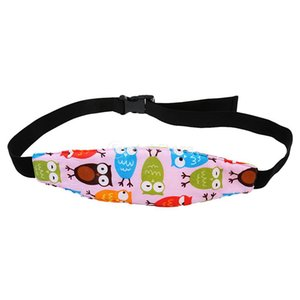 Child Car Safety Seat Head Fixing Auxiliary Cotton Belt Pram Secure Strap for Baby Pram Child Safety Seat Baby Products