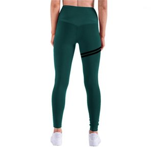 CHRLEISURE Women Push Up Leggings Fitness Women High Waisted Workout Sportswear Legging Casual Breathable Print Joggers1