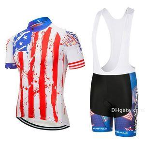 2020 New Team Men \&#039 ;S Cycling Jerseys Set Tracksuits Sportwear ,Summer Bicycle Clothing Men Bicycle Clothing Bike Jersey +Bi