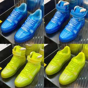 2021 Новые розовые мужчины прозрачные 3D трехмерные высокопоставленные туфли мужчины 408 кроссовки мужские роскоши кроссовки мужские повседневные туфли нескользящие подошвы
