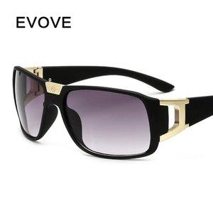 siyah kahverengi Retro Evove Sunglasses Erkekler Kadınlar 2020 gözlük erkek bayanlar karşıtı yansıma bağbozumu