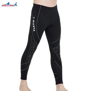 TaoBo 1pc 1.5MM Neoprene Diving Caviglia-lunghezza Pants tenere in caldo Inverno Nuoto Muta pantaloni inferiori Surf Nuoto Trunks Spearfish