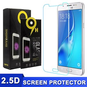 Gehärtetes Glas für Samsung A50 A70 J8 Plus J7 A8 A6 Plus J5 J2Prime J4 Plus 0.3mm Screen Protector Anti-Kratzer Anti-Fingerprint für iPhone
