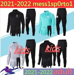 2021 Erwachsene + Kinder Trainingsanzug 20 21 Leeds Chandal Futbol Survetement MAILTOT DE FUCE FEGHOUL Sportswear Football Training Anzug