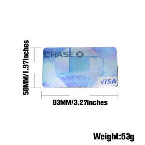 Carte de crédit pipe à la main Spécialité Herb Pocket tabac Portable pipe main fumeurs Accessoires Livraison gratuite