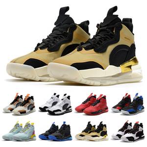 2021 New Purple Black White Sky Blue Jumpman Aerospace 72C Basketball Shoes For Men Classic Outdoor Shoes