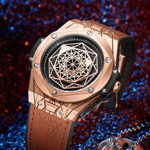 WholeWatchesonol Internet Celebrity Live-Sendung Top-Selling-Produkt-Mode-Sport-Quarz-männliche Studentenuhr Herren-Armbanduhr