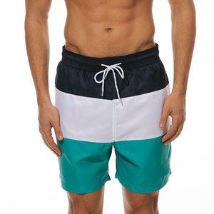 New Quick dry Summer Mens Board Shorts Mens Siwmwear Swim Shorts Beach Wear Briefs For Men Swim Trunks XXXL
