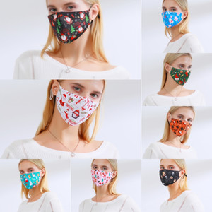 SGBJ Mascarillas Masque Mode Paillette Salon BlingBling Lady Sequin DesignerMask WashableAdult Loi de protection réglable