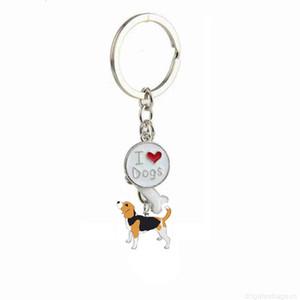 Rhinestone Brand Ring Design Rings Key Chains Pu Leather Car Keys Jewelry Bag Charm Keychains Holder for Women Man Suppliers1