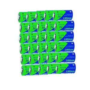 بطاريات رخيصة الابتدائية الجاف 30PCS PKCELL 3V بطارية ليثيوم المنغنيز 123A CR 123A 16340 CR17345 1500MAH الابتدائية واحدة استخدام Batteria ل