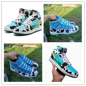 High Quality Jumpman 1s 11s cow Ice cream Men Basketball Shoes Pulse-Black-Universit Devil Outdoor baskets Mens Sports Sneakers