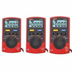 UNI-T UT120A UT120B UT120C Digital-Multimeter 4000 Zähler-Anzeige Auto Range Multitester DC Voltage Meter Tester Multimeter 4ae7 #