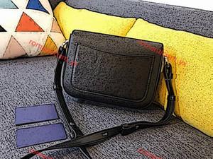 The new 2020 messenger bag mini clutch, with box, shoulder bag, zipper, women's chest chain pocket handbag
