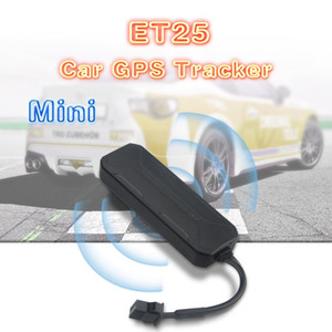 Multi-function Mini Smart Car GPS Tracker 25 For Vehicle Tracking Add OverSpeed Vibration Alarm Remote Cut-off Power Geofence