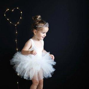 Guascia di figura figura pompa per bambini della Ballerina per bambini DRS VT Tutu Gonna