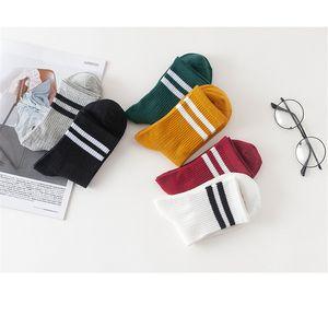 Women Socks Fashion Wind Flame Socks Street Hip-hop Cotton Long Breathable 6Colors Stocking Wholesale