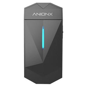 Portable Mini Hanging Neck Type Negative Ion Air Purifier Personal Car USB Purifier 2000 Negative Ion Air Detection